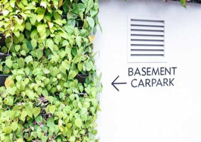 Basement Carpark